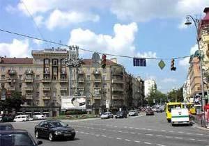 В текущем году в Киеве отремонтируют центральные улицы