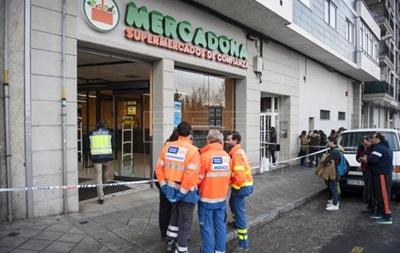 Испанец открыл стрельбу всупермаркете