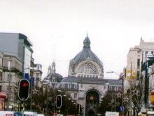 Пожар в здании вокзала Антверпена локализован