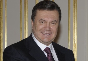 Янукович намерен посетить Францию