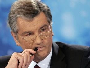 Ющенко уехал в Бельгию
