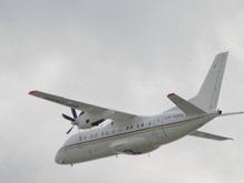 Аварийная посадка Ан-140 в Борисполе: новые подробности