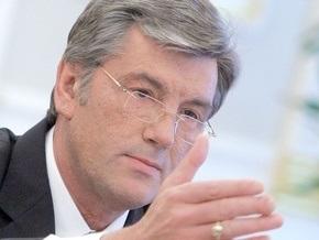 Завтра Ющенко проведет итоговую пресс-конференцию и ответит на вопросы интернет-пользователей