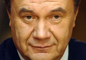 Янукович считает, что украинский и русский языки  не очень отличаются
