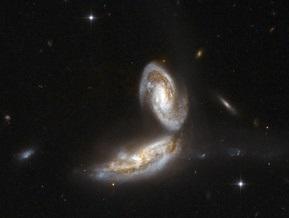 Ученые вывели общую формулу галактик
