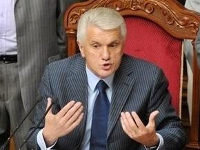 Литвин просит политиков не вмешиваться в создание Украинской поместной церкви