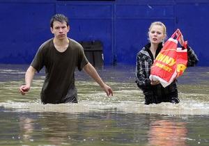 Вилкул говорит, что большого наводнения в Украине не будет