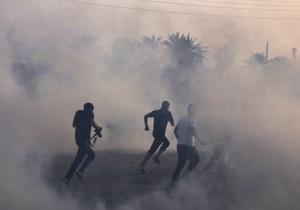 В Бахрейне массовая акция протеста шиитов обернулась столкновениями с полицией