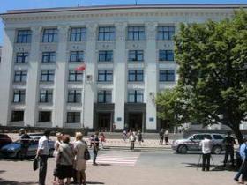 Сотрудников Луганской облгосадминистрации эвакуировали из-за угрозы взрыва
