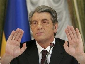 Ющенко уверен, что Украина не получит следующего транша кредита МВФ