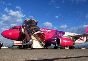 Британская полиция подтвердила, что поднималась на борт самолета Wizz Air