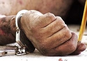 В Полтаве в отделении милиции умер задержанный