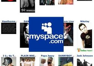 MySpace дополнила музыку в своем плеере аудиорекламой