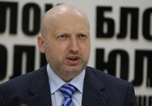 Турчинов: ПР уже не скрывает, что воспринимает украинцев как биомассу