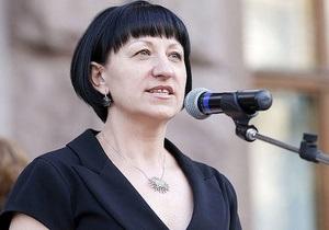 Герега отказалась рассматривать обращение Киевсовета  к Раде относительно выборов в Киеве