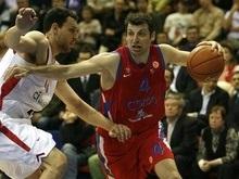 Евролига: ЦСКА берет реванш в Греции
