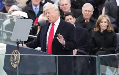 Инаугурация Трампа была популярнее 2-ой церемонии Обамы