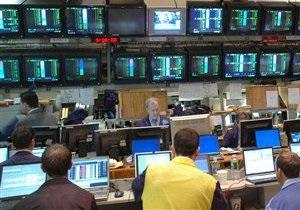 Украинские биржи открылись падением из-за негативного новостного фона