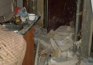 В Луганске в девятиэтажке прогремел взрыв: один человек погиб (обновлено)