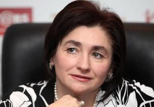Кличко прочит Матиос должность министра культуры