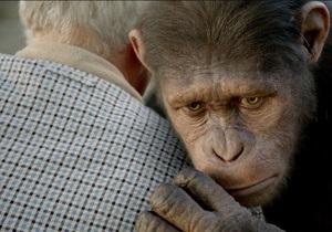 Восстание планеты обезьян возглавило американский прокат