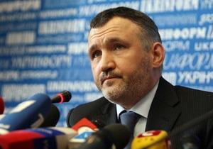 Кузьмин предлагает ввести в Украине уголовную ответственность за клевету