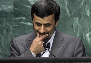 Ахмадинеджад: США обвинили Иран в заговоре, чтобы отвлечь внимание от массовых протестов