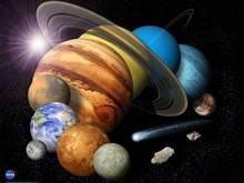 Метеорит раскроет загадку возникновения Солнечной системы