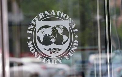 Украины нет в январском графике МВФ