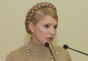 Тимошенко вновь обещает отменить срочную службу в армии