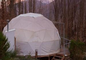 Рай для астрономов. В Чили построили отель специально для тех, кто любит наблюдать за звездами