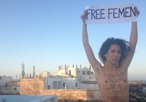 Die Welt: Зачем протестуют активистки Femen?