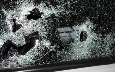 Нахальное ограбление: вДнепре расстреляли автомобиль охраны иубили бизнесмена