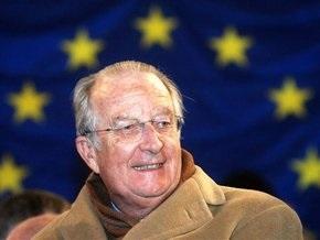 Король бельгийцев Альберт Второй принял отставку правительства