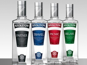 Предновогодние перевоплощения Stoletov