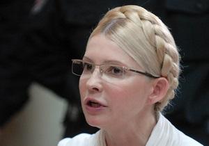 В Печерском суде вновь зачитывается обвинительное заключение по делу Тимошенко