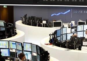Котировки украинских акций начали снижение