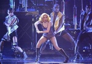 Lady GaGa получила пять премий World Music Awards