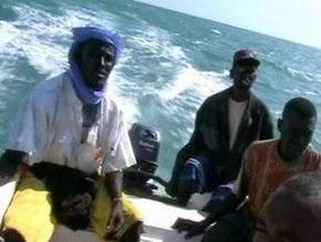 Сомалийские пираты впервые захватили судно у берегов Омана