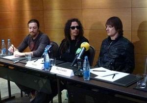 Korn в Киеве высказались о деле Pussy Riot