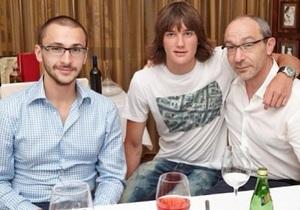 Сын Кернеса получил на день рождения автомобиль стоимостью 120 тыс евро