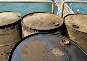 Кабмин запретил экспорт украинской нефти и газа в 2012 году