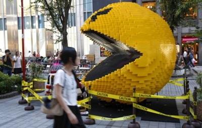 Умер создатель игры Pac-Man