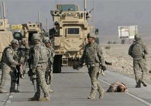 Талибы атаковали одну из крупнейших баз НАТО в Афганистане