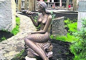 В Киеве на Оболони открыли Сад камней
