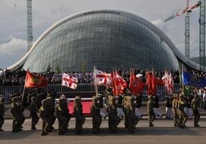 Би-би-си:  Прозрачный  парламент - символ новой Грузии