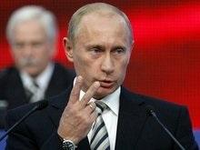 Путин похвалил Газпром за последовательность