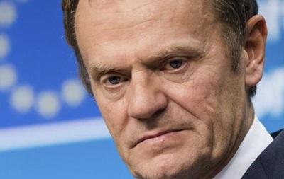 Туск указал нариски дляЕС от Российской Федерации иКитая