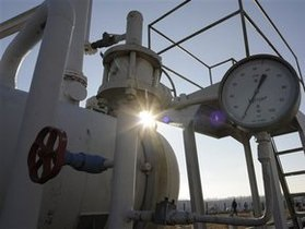 Украина в январе-феврале увеличила транзит газа почти в два раза