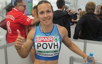 Украинка выиграла турнир спрестижной зимней легкоатлетической серии
